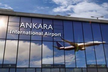 traslados aeroporto de Ancara Turquia