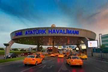 aeropuerto de estambul ataturk