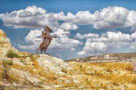 Paseos a caballo en Capadocia