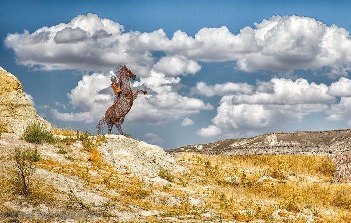 Passeio a Cavalo na Capadócia