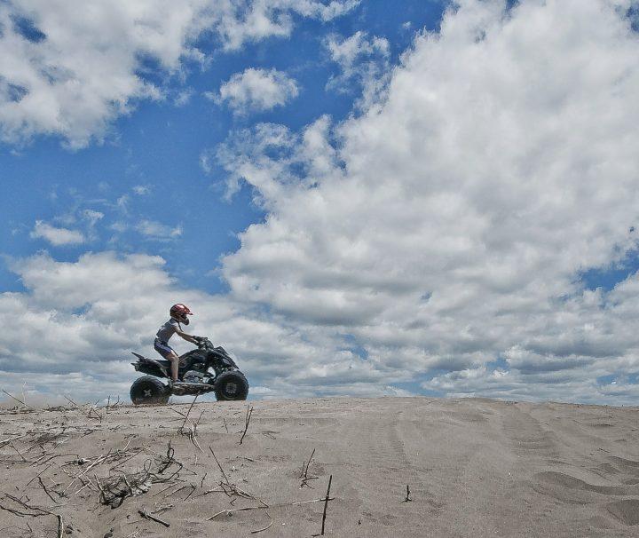 Passeio em ATV QUAD Quadricíclo