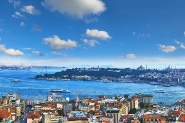 Tour del Cuerno de Oro de Estambul