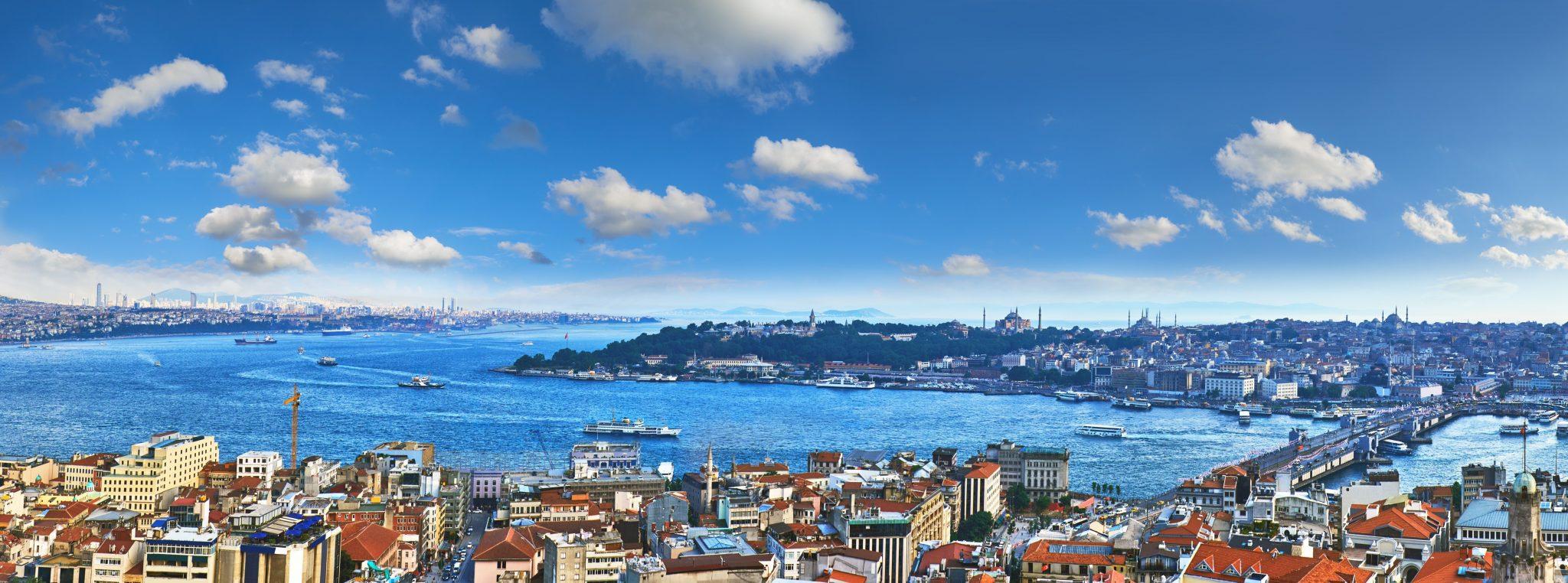 Istambul Tour Corno de Ouro