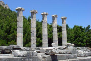 Tour Priene Dídima y Mileto