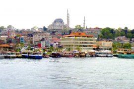 Istanbul Tour Bósforo