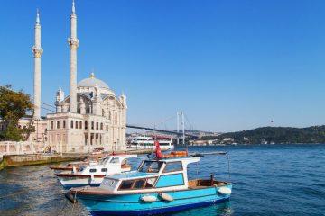 Istambul Bósforo e Dois Continentes