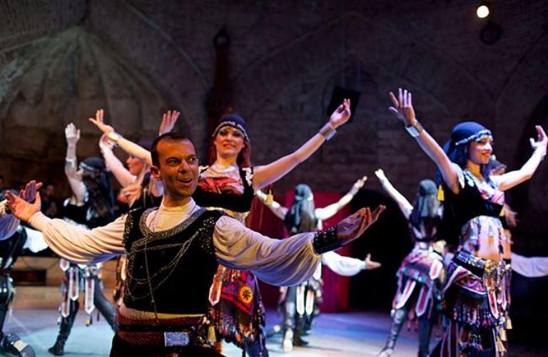 Noite Cultural na Turquia