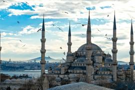 Tour de la antigua Estambul