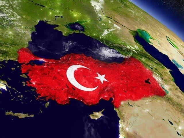 Temperatura na Turquia