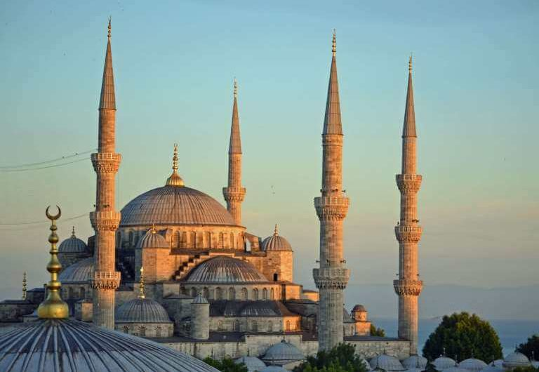 Mesquita Azul - Ramadã