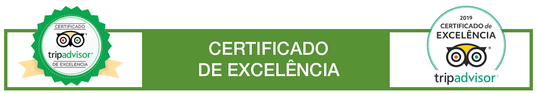 Certificado de Excelencia de TripAdvisor 2019