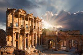 Éfeso, na Turquia
