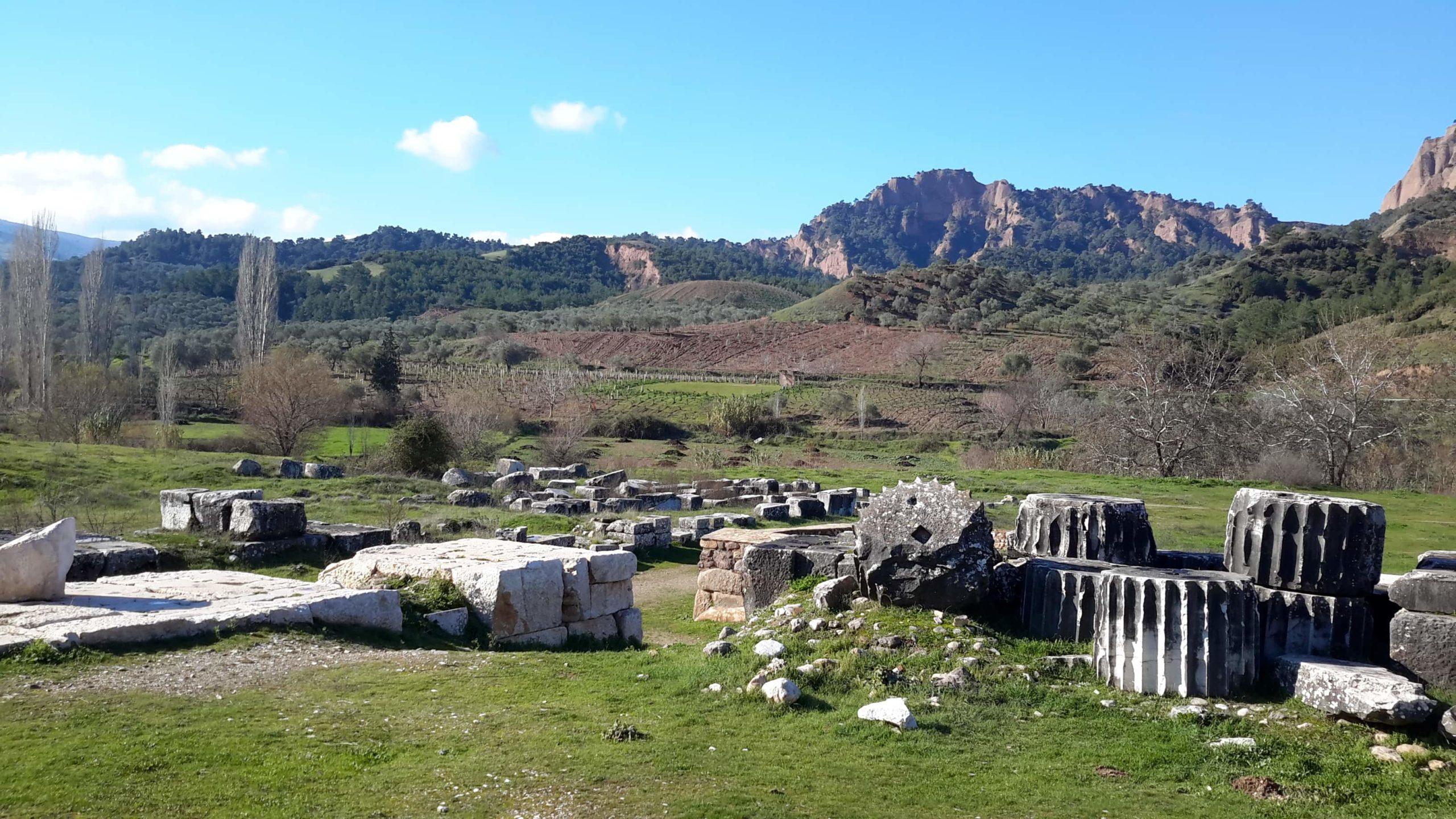 Sardes - As Sete Igrejas do Apocalípse